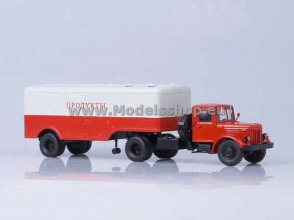 MAZ-200V (red/white)