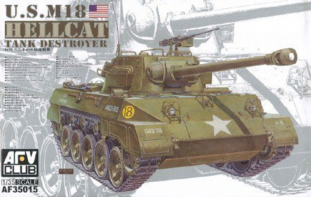 AFV M18 Hellcat