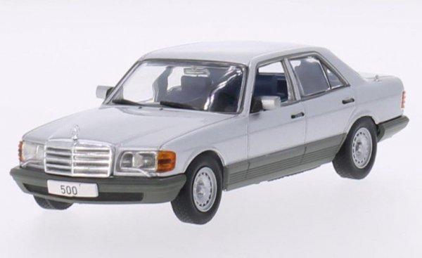WHITEBOX Mercedes-Benz 5 00 SE (W126)