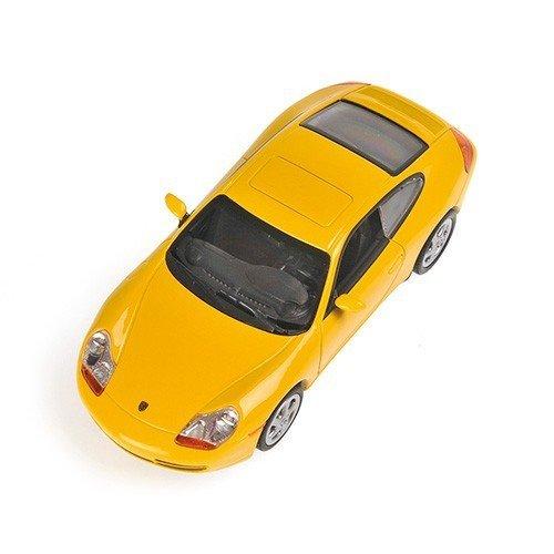 Porsche 911 (996) Coupe 1998 (yellow)
