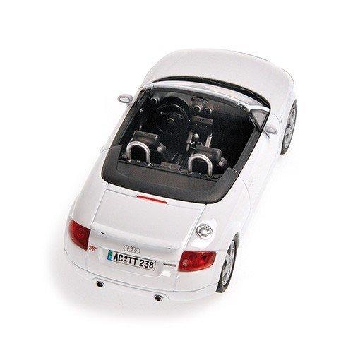 Audi TT Roadster 1999 (white)