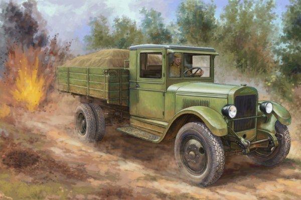 Russian ZIS-5 Truck