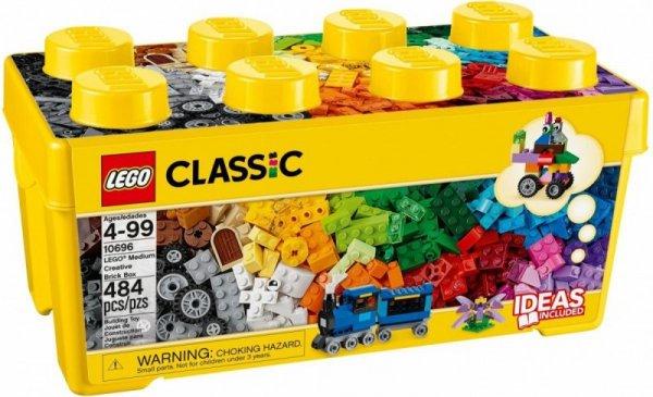 Klocki Classic 10696 Kreatywne klocki średnie pudełko