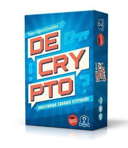 Gra Decrypto