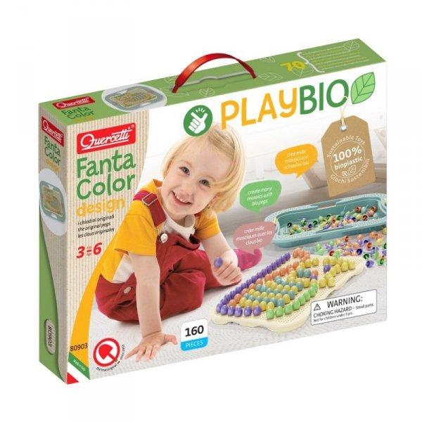 Zestaw kreatywny Playbio Fantacolor design