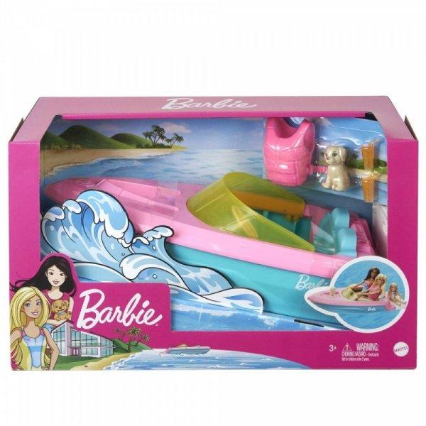 Barbie Motorówka