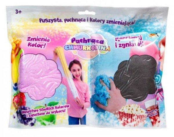 Masa plastyczna Chmurkolina pachnąca 2pak fioletowy czarny
