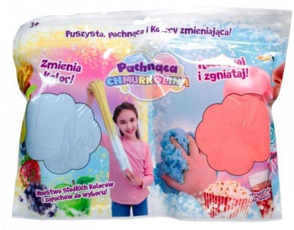 Masa plastyczna Chmurkolina pachnąca 2pak niebieski różowy