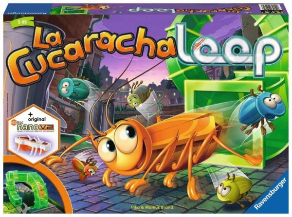 Gra La Cucaracha Loop