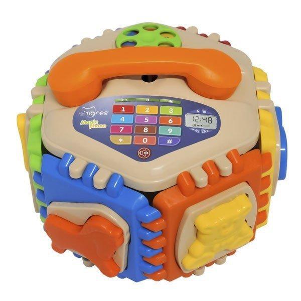 Sorter Magiczny telefon 27 elementów