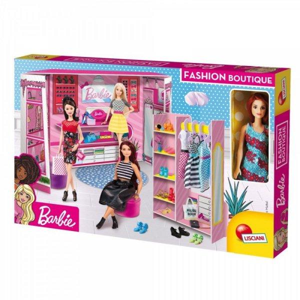 Barbie Fashion Boutique z lalką