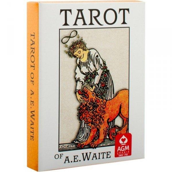 Karty Tarot A E Waite Tarot Edycja Premium Pocket