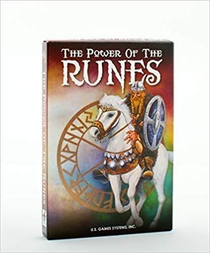 Karty Tarot Power of the Runes USGS