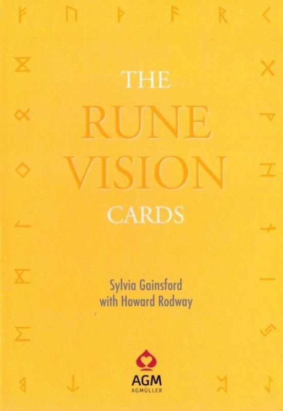 Karty Tarot Rune Vision Cards GB