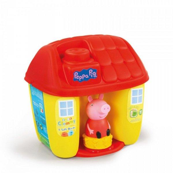 Wiaderko Peppa Pig z figurką