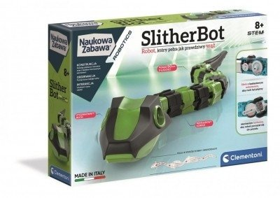 Robot interaktywny Slitherbot
