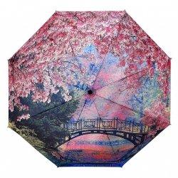 Cherry Blossoms - parasolka składana Galleria