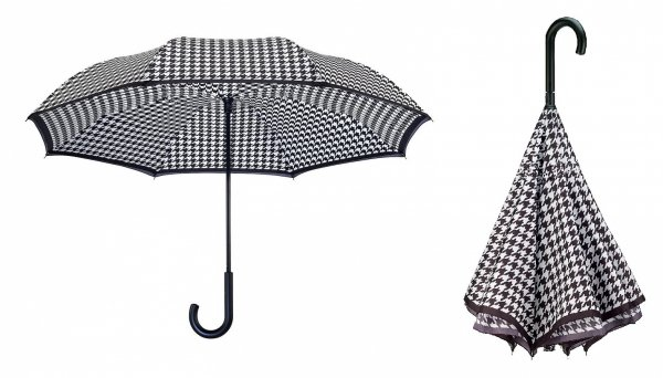 Pepitka - parasol odwrotny automat Galleria