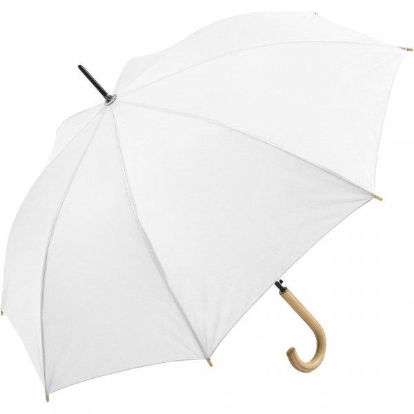 Fare EkoBrella biały parasol eko automat 100 cm