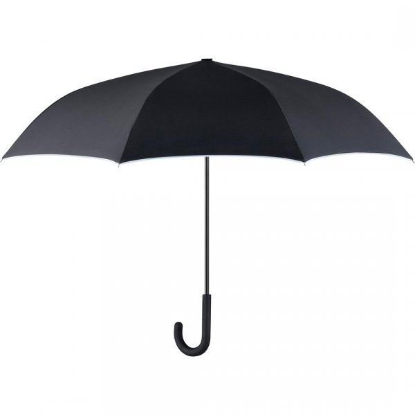 FARE® Contrary - parasol odwrotny z odblaskową lamówką