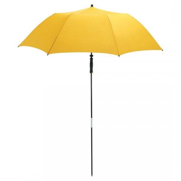 Parasol plażowy żółty - 150 cm - filtr UV UPF50+