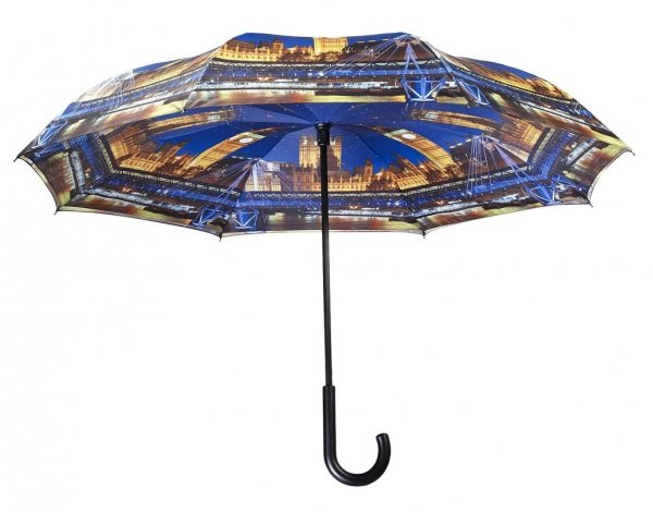 London at Night - parasol odwrotny Galleria