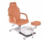 Pokrowce na fotelik kosmetyczny BD 5711 z podnóżkiem