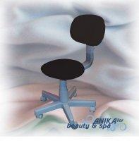 Pokrowiec kosmetyczny na krzesełko z oparciem I frotte krem