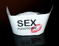 Czepek pielęgniarki Sex pogotowie