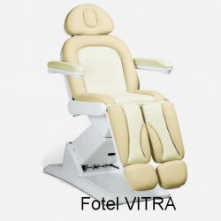 Pokrowce na fotel VITRA do pedicure firmy Kazaro