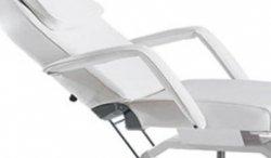 Pokrowce na podłokietniki na fotel MBS typ BSZDC-210 lub Fiord-Panda welur j.brąz nr 29
