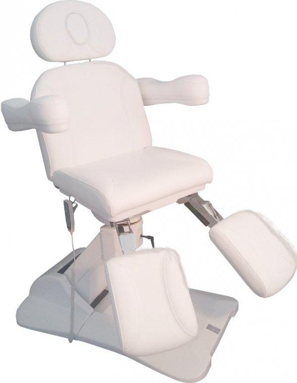 Pokrowce na fotel kosmetyczny.