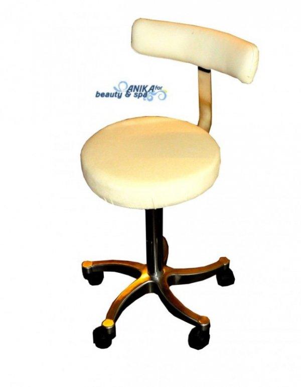 Pokrowce kosmetyczne na krzesełko z oparciem II