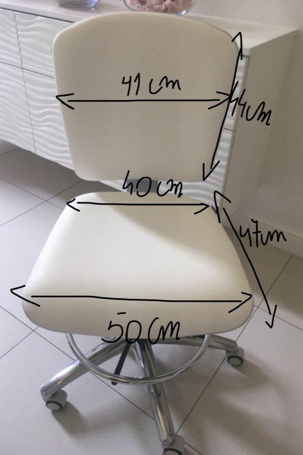 Pokrowce kosmetyczne na krzesełko według wymiaru