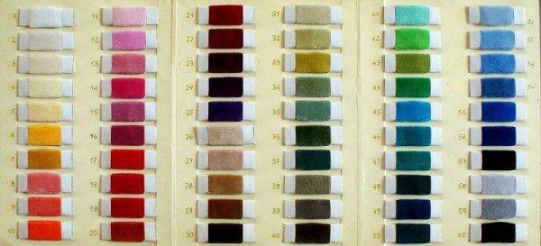 Pokrowce kosmetyczne na fotel do pedicure 1455 welur brąz nr 30