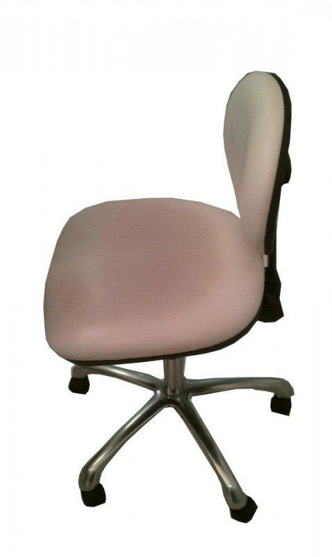 Pokrowce kosmetycznena krzesełko z oparciem III