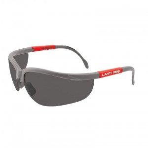 Okulary ochronne., szare, regulowane, ce, lahti