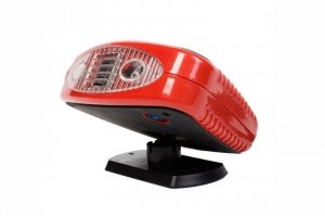 01326 Podgrzewacz - odmrażacz -  wentylator z lampką 12V