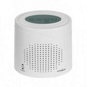 Bezprzewodowy alarm GreenBlue, szczekanie psa, czujnik mikrofala, działa przez drzwi, GB115