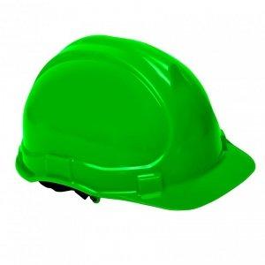 Hełm przemysłowy ochronny, zielony, kat. iii, ce, lahti