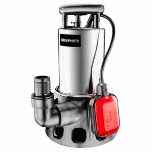 Pompa zanurzeniowa do wody brudnej 900W, wydajność 17 000 l/godz.