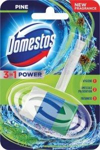 DOMESTOS 3w1 Kostka zapachowa do toalet Leśny 2x40g