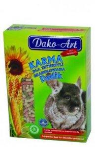 DAKO-ART Dadik - granulowany pokarm dla szynszyli 500g