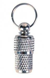 TRIXIE Adresówka srebrna duża dla psa 2275