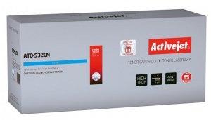 Toner Activejet ATO-532CN (zamiennik OKI 46490403; Supreme; 1500 stron; niebieski)