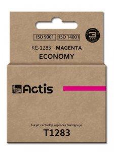 Tusz ACTIS KE-1283 (zamiennik Epson T1283; Standard; 13 ml; czerwony)
