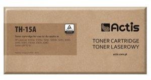 Toner ACTIS TH-15A (zamiennik HP 15A C7115A, Canon EP-25; Standard; 2500 stron; czarny)