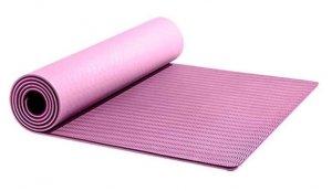 Mata do jogi YUNMAI YMYG-T803 różowa