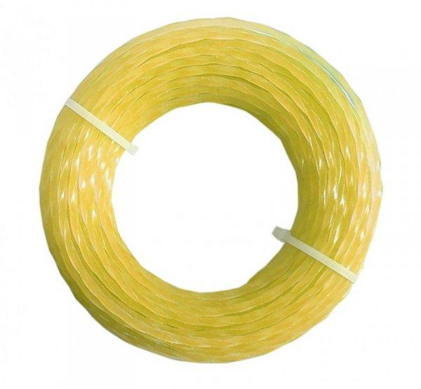 Żyłka tnąca okrągła 2.7mm x 15m, proline