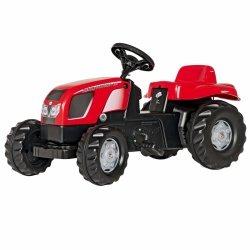 Rolly Toys rollyKid Traktor na pedały ZETOR 2-5 Lat do 30kg